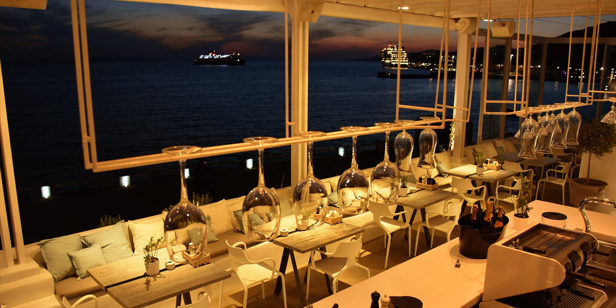 fish mediterranean restaurant mykonos